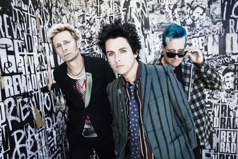Green Day och Rancid flyttar till Scandinavium