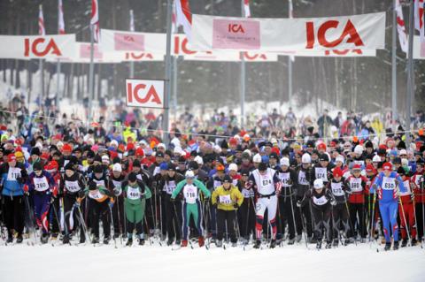 Vasaloppets Vintervecka har startat ― över 30.000 skidåkare till Mora denna weekend