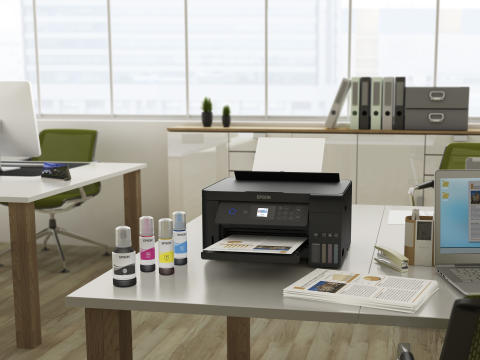 5 Reasons Why SMEs Should Choose An Inkjet Printer
