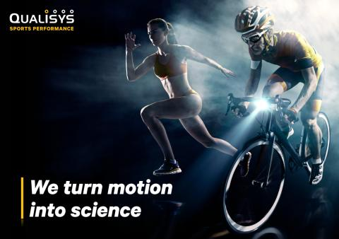 Read more about Qualisys Sports Performance system