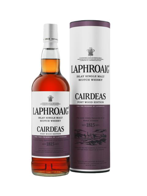 Limiterad utgåva till Sverige - Laphroaig Cairdeas Port Wood Edition