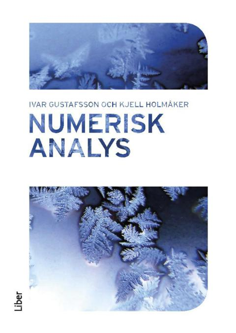 Numerisk analys