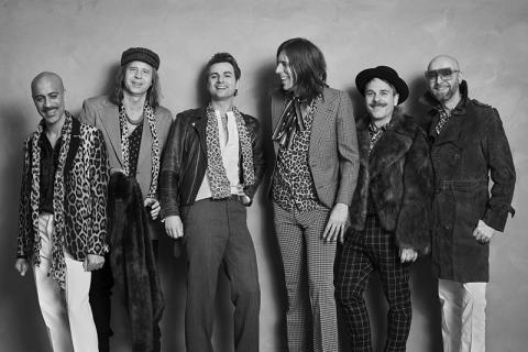 The Ark - Sveriges färgstarkaste rockband, kommer till Dalhalla