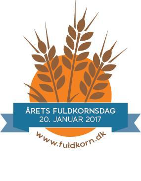 Årets Fuldkornsdag logo