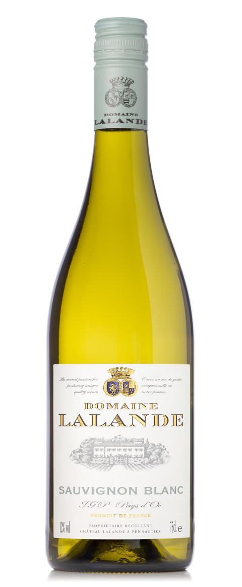 Domaine Lalande Sauvignon Blanc 2015