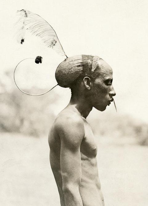 Kenya, ca 1920. Etnografiska museet