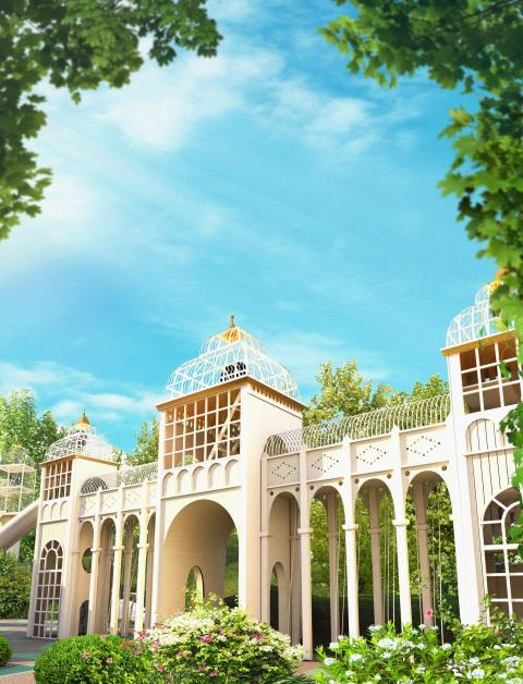 Liseberg bygger ny lekplats: Barnens Paradis
