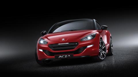 RCZ R: Et vilddyr fra Peugeot Sport
