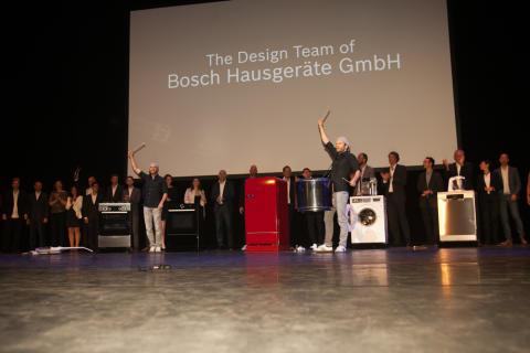 Red Dot Awards till Bosch hushållsapparater