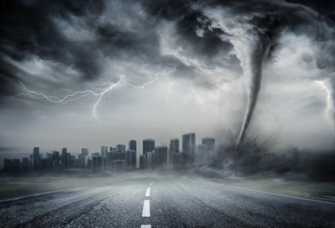 What can we do to reduce the disruption of natural disasters?