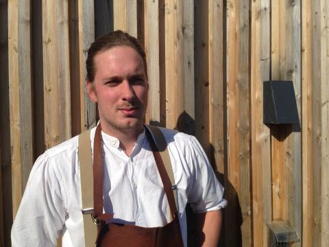 Läckö Slott KRAV-certifierar sin restaurang