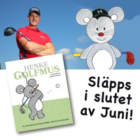 Henrik Stenson är Henke Golfmus
