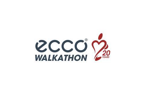 ECCO Walkathon går igen en forskel i Aarhus