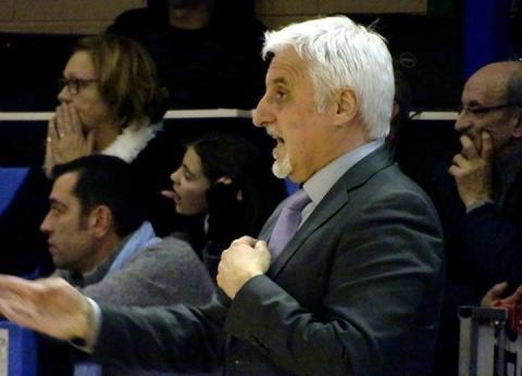 François Gomez, förbundskapten Sverige damer 2