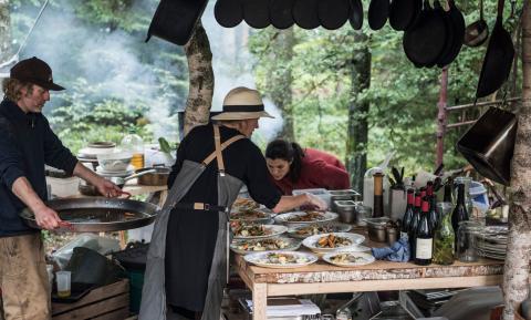 Stedsans in the Woods / Visit Halland / Skovdal Nordic