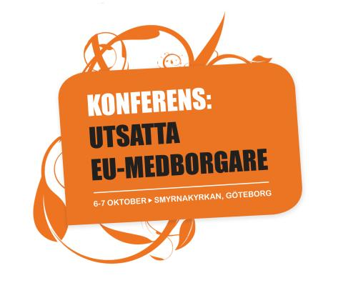 Logotyp Konferens utsatta EU-medborgare