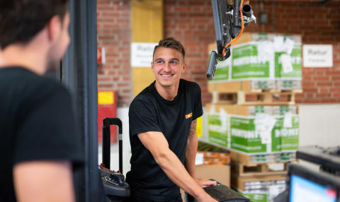 Därför kan du vara trygg med att outsourca din logistik till en tredjepart