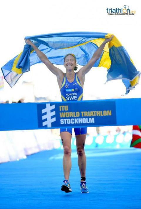 ASICS ny sponsor till ITU World Triathlon Stockholm