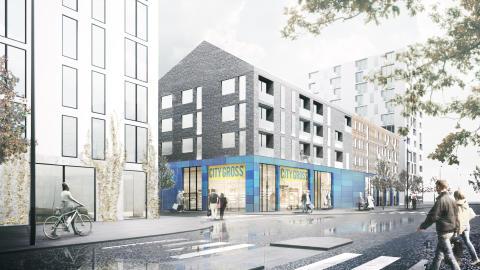 City Gross satsning i Malmö går in i nästa fas