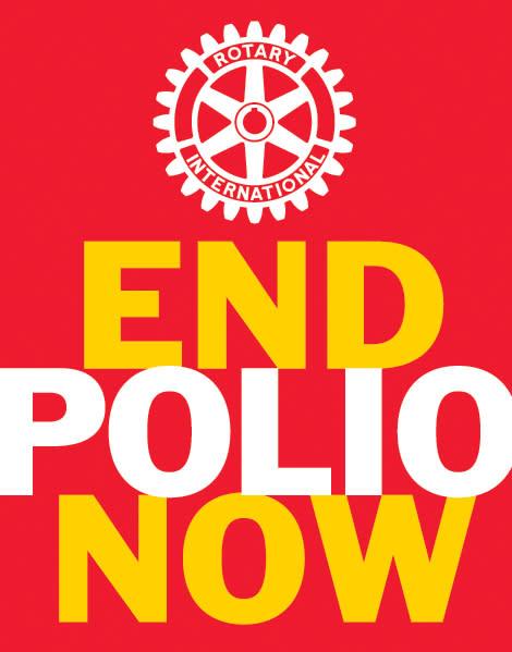 Kampen fortsätter för att utrota polio i världen