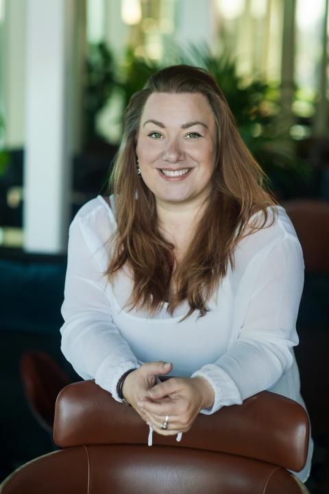 Linda Nilsson, VD - The Skin Agent