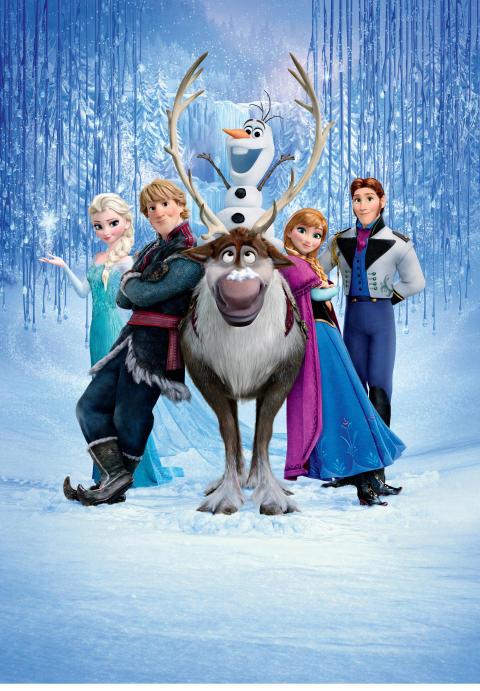 FROST - Oscarbelønnet Disney klassiker