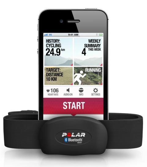 Polar Beat – nya appen som hjälper dig att träna smartare