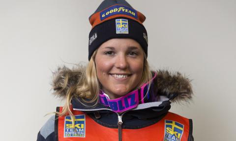 Anna Holmlund flyttad till vårdavdelning