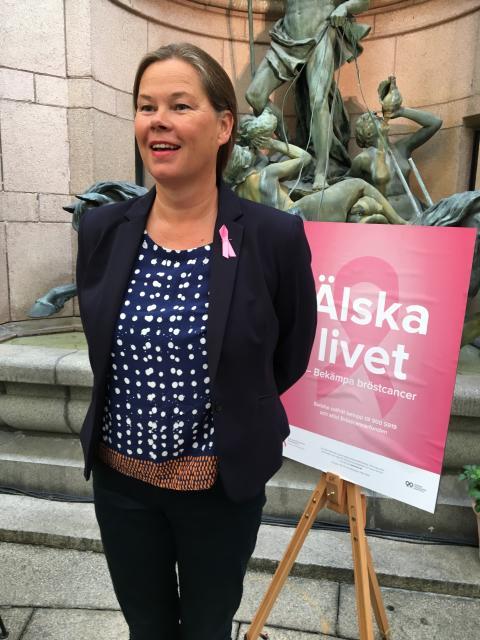 BROs generalsekreterare Marit Jenset