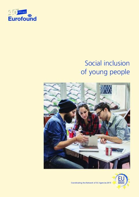 Stronger focus on social inclusion key to future of Europe's young people
