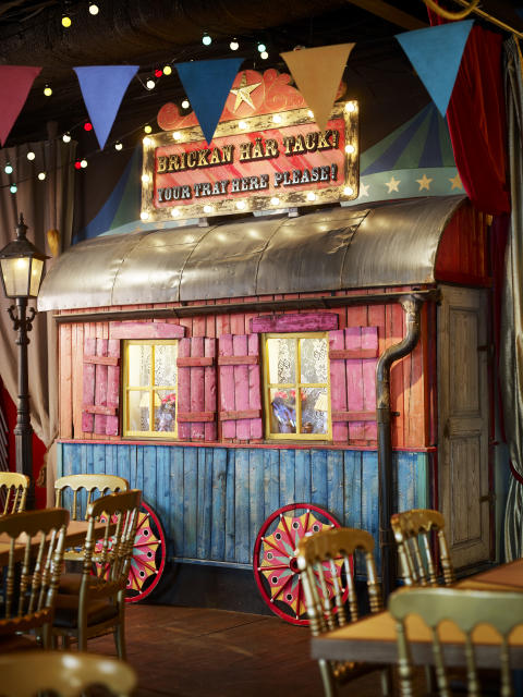 Junibacken-cirkusrestaurang