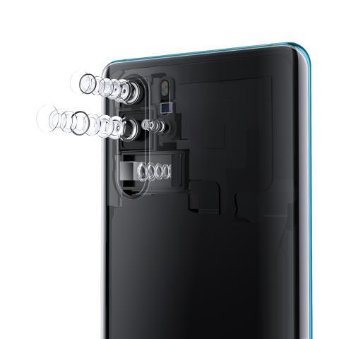 Huawei P30 Pro rankas högst i världen av DxOMark