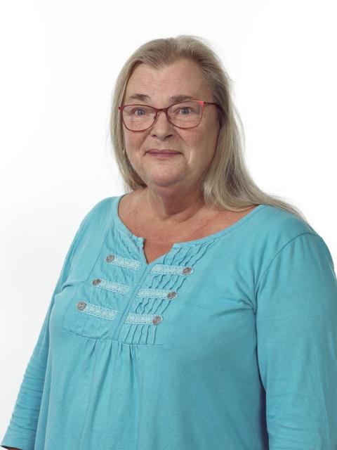 Janet Andersson (S), ordinarie ledamot