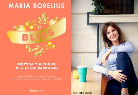 Hyvinvoinnin lähettiläs Maria Borelius saapuu Suomeen
