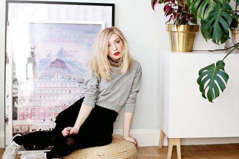 Bloggaren och författaren Sandra Beijer flyttar sin blogg till ELLE
