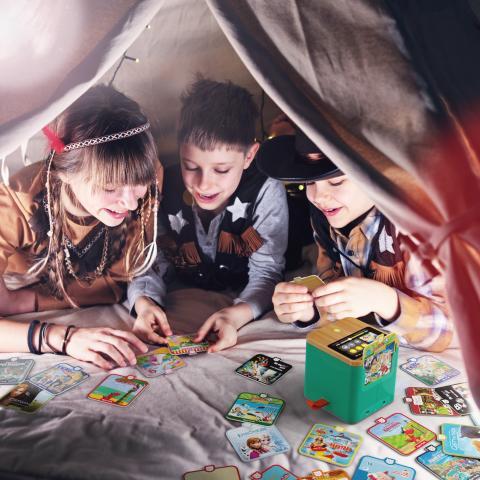 Streaming von Hörspielen fürs Kinderzimmer –auch Schweizerdeutsch