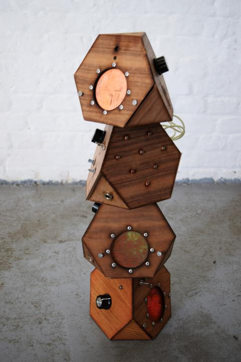 Build a DIY noise machine with the Noise Orchestra