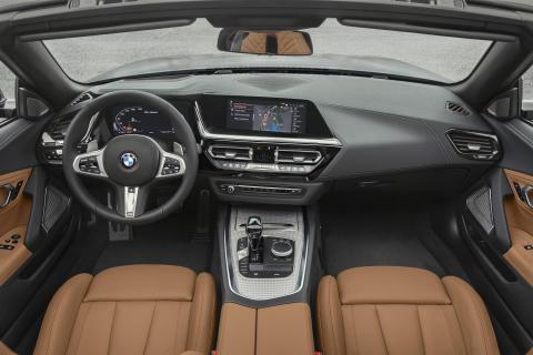 Den nya BMW Z4