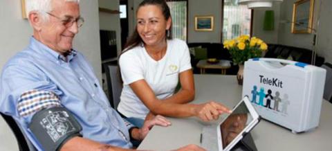 Danskerne er klar til telemedicin viser ny undersøgelse