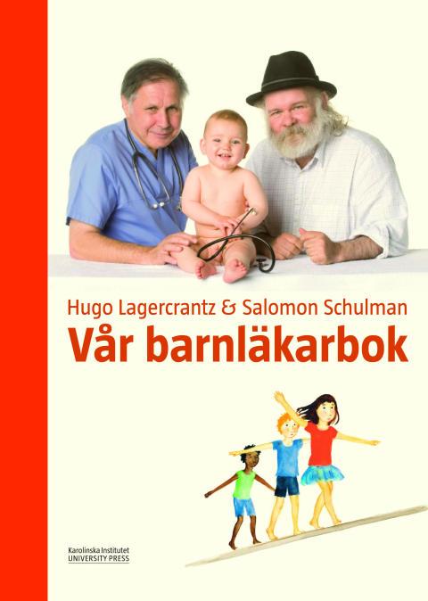 Stadsbiblioteket i Malmö sön 14 feb:Barnläkare Salomon Schulman presenterar sin nya barnläkarbok