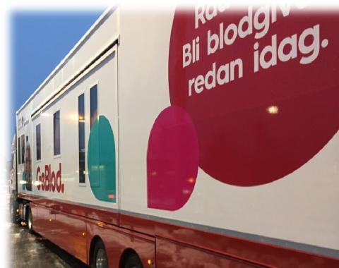 Pressinbjudan - invigning av Västmanlands blodgivartrailer