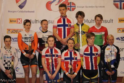 NM bane Odense sprint
