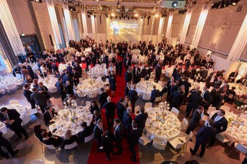 immobilienmanager Award 2017 im Kölner DOCK.ONE