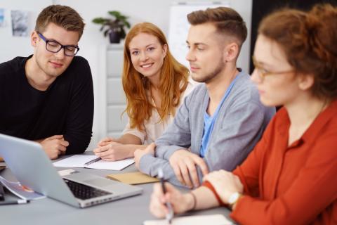 Unga Aktiesparare ny samarbetspartner till Medborgarskolan