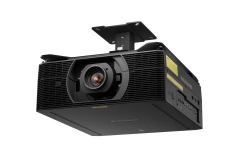 Kompakt 4K-laserprojektor med forbedret brukeropplevelse og tilkoblingsmuligheter