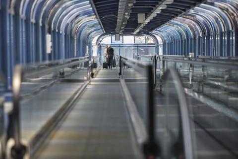 Amerikanska flygplatser kallar på thyssenkrupp för att förbättra resenärers ankomst