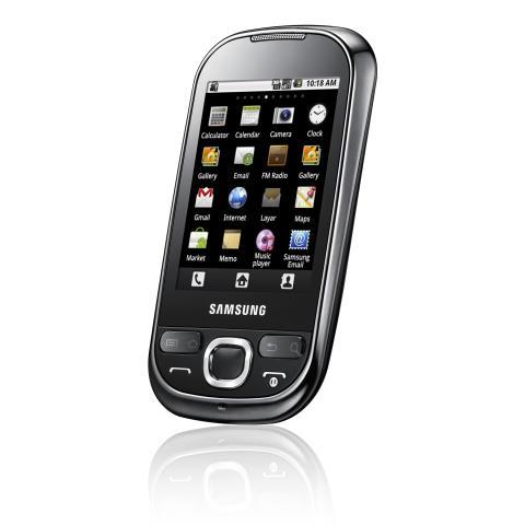Samsung visar mobil styrka på flera plattformar