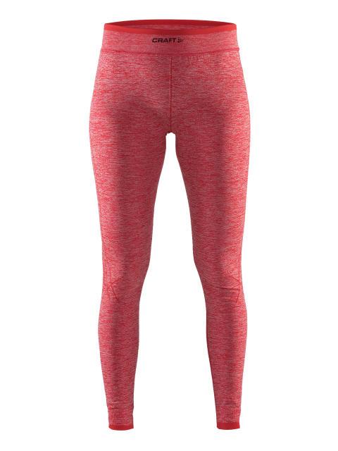Active Comfort pants i färgen poppy