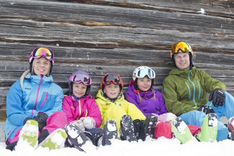 De fleste danske skiløbere vælger Norge