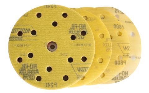 Norton Pro Film - rondeller og underlagsplate